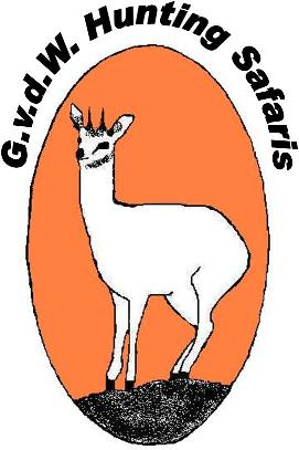 Gert Van Der Walt Hunting Safaris Logo