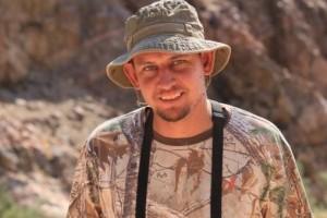 Gert van der Walt, professional hunter